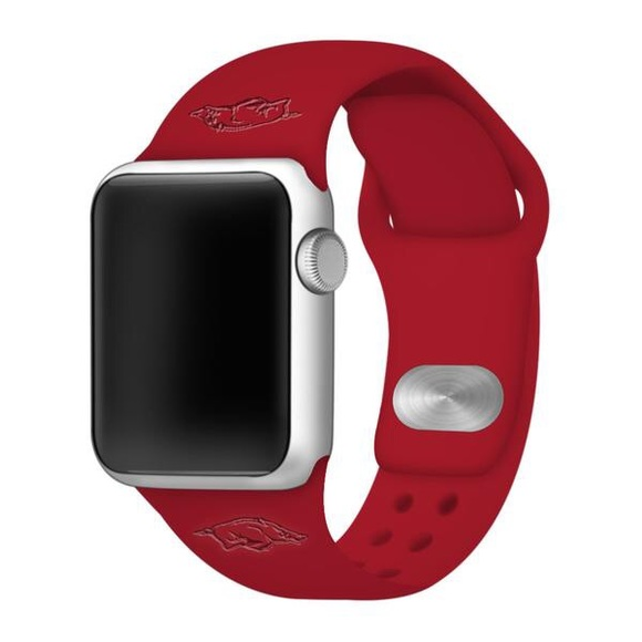 Affinity Bands Other - Arkansas Razorbacks Apple Compatible Watchband